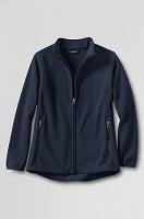 Lands End Men's Fleece Jacket