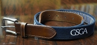 JT Spencer GSGA Belt