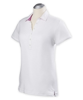 Bobby Jones Women's Supreme Cotton Short-Sleeve Polo