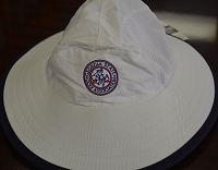 Sun Protection Bucket Hat - White