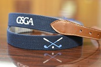 JT Spencer GSGA Belt (w/ clubs)