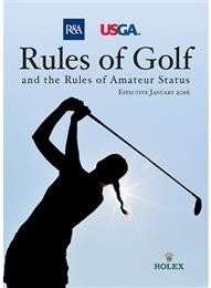 USGA Rules of Golf Books- Box of 100 (books are complimentary, $40 cost covers shipping charges only)