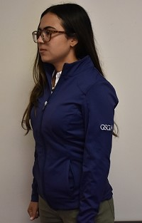 Bobby Jones Women's Full Zip Tech Jacket